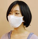 マスク着用例