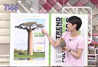 「有機バオバブ フルーツパウダー」が雑誌GINGER 2015年1月号に掲載されました