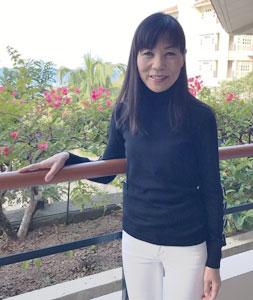 カリカセラピ株式会社代表取締役 今尾充子