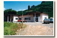 旧蒲生本社工場(現在の開発部)(1986年5月16日)