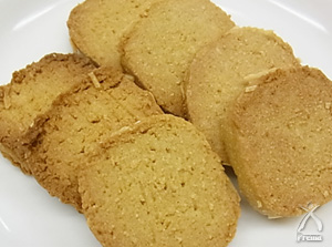 ココナッツファイバークッキー