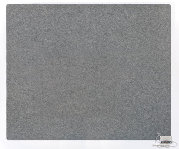 磁場カットホットカーペット本体のみ(ゼンケン zcb-30k) + アースインナーニット +エルマクリーン� (本体+検電器)
