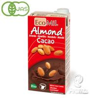EcoMil アーモンドミルクカカオ味