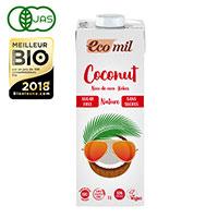 EcoMil ココナッツミルクストレート
