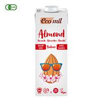 EcoMil アーモンドミルクストレート