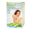Masmi オーガニックコットン 母乳パッド 30枚(直径10cm)