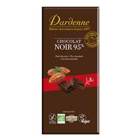 イデアプロモーション 有機チョコレート ダーク95% 90g