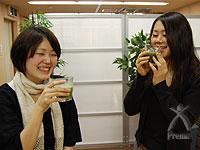 加藤と宮崎。