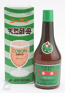 第一酵母のコーボン(COBON)