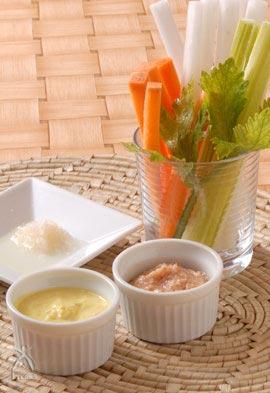 インカインチ・バージンオイル:豆腐マヨネーズ