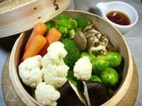 インカインチ・バージンオイル:温野菜