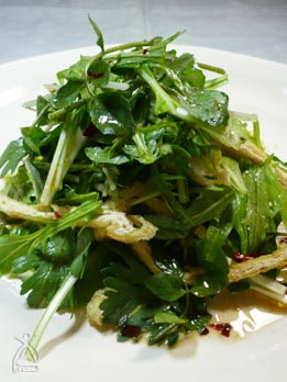 インカインチ・バージンオイル:香り野菜