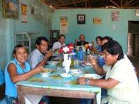 インカインチ・バージンオイル:家庭