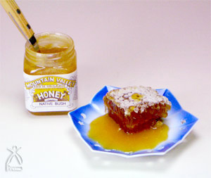 オーガニック蜂蜜