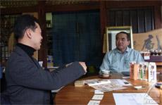 秀島社長と代表の中川
