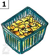 契約生産者が丹誠こめて作った生姜が届きます。