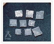 本物のエリクサーソルトの結晶写真