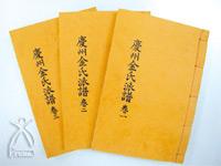 キパワーソルト:慶州金氏派譜