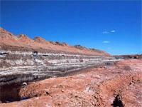 シリンゴル重曹:トロナ鉱石と天然重曹の鉱床