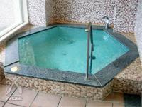 月のしずく:金水・銀水の温泉