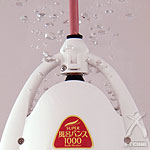 スーパー風呂バンス1000:エアポンプ
