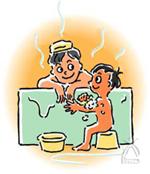 風呂バンス:震災時にも大活躍