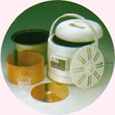 マイコン発芽玄米器 - HP-100 - 発芽美人