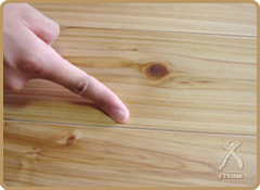 塗装施工後 約2時間〜4時間で指触乾燥します。