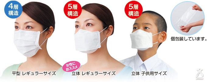 高機能マスク インフルライフセーバー