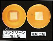 ミラクリーン:抗菌効果試験