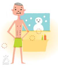 ミスパ ビューティー・ミニ:浴室暖房効果
