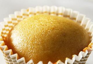 すまいるカップケーキ かぼちゃ