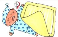 寝具と寝相、寝返りの関係
