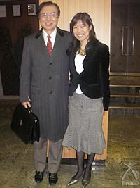ラクティス:新谷先生と佐々田