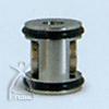 サウンドウォーター:ネオジウム磁石