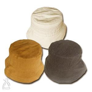和紡布:和紡UVカット帽子