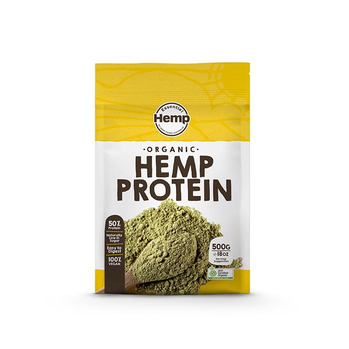 ヘンププロテイン