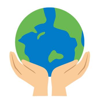 地球を守ろう