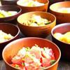 TOMATO畑の木製食器・カトラリー