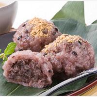 【冷凍】熊野本宮 釜餅(古代米) 4個入