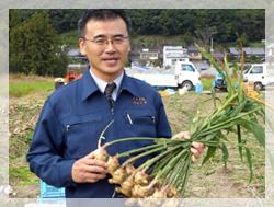 マルシマ代表 代表取締役 杢谷 正樹