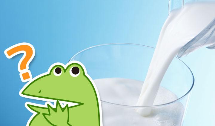牛乳を飲むと骨が弱くなる? | ...