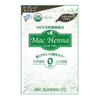 マックヘナ ヘナ ナチュラルブラウン‐5 100g