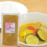 【冷凍】【プレマシャンティ】九州大地のカレー/タイ風 辛口 (200g)