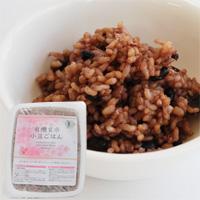 プレマシャンティ 有機玄米小豆ごはん