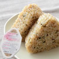 プレマシャンティ 発芽玄米おにぎり(わかめ)