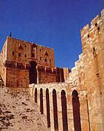 シリア第二の都市アレッポ