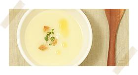 発芽玄米スープ
