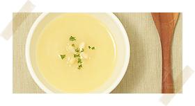 こだわり玄米スープ