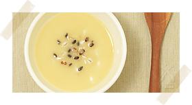 十六雑穀スープ